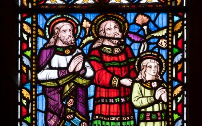 A Service of Holy Communion for the 7th Sunday after Trinity (July 18th) 2021