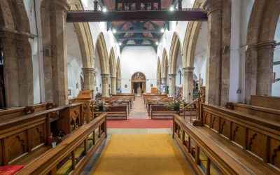 A Service of Holy Communion for Trinity 9 (9th August 2020) on Youtube