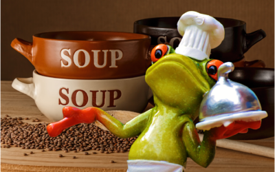 Soup Lunches at Caistor Church.
