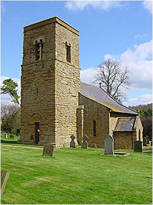 Special Service at Rothwell Church – 14th July