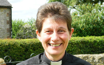 The Revd Catherine offers a reflection for Palm Sunday.