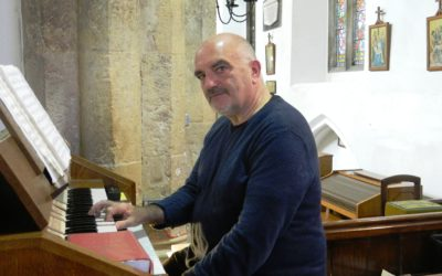 Welcome to our new Organist at Caistor