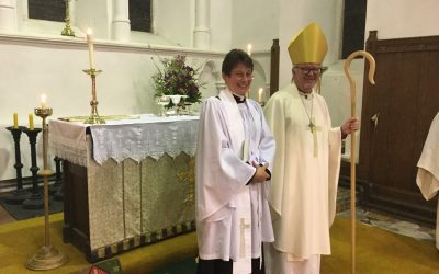 The Caistor Group has a new Priest
